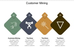 Customer Mining Ppt Powerpoint Presentation Portfolio Deck Cpb