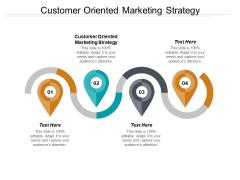Customer Oriented Marketing Strategy Ppt PowerPoint Presentation Portfolio Grid Cpb