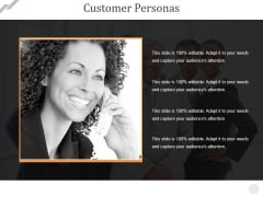 Customer Personas Ppt PowerPoint Presentation Gallery Gridlines