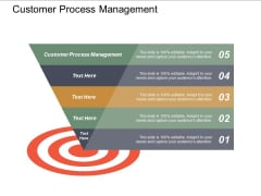 Customer Process Management Ppt PowerPoint Presentation Slide Download Cpb