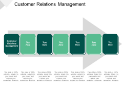 Customer Relations Management Ppt PowerPoint Presentation Inspiration Slide Download Cpb