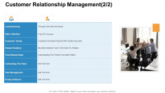 Customer Relationship Management Data Collection Ppt Summary Vector PDF