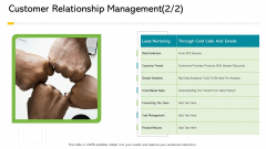 Customer Relationship Management Ppt Professional Example PDF
