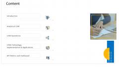 Customer Relationship Management Procedure Content Ppt Layouts Graphics Pictures PDF