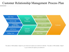Customer Relationship Management Process Plan Ppt PowerPoint Presentation Ideas Professional