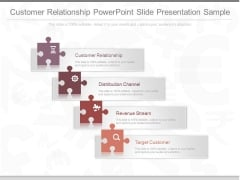 Customer Relationship Powerpoint Slide Presentation Sample