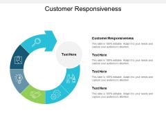 Customer Responsiveness Ppt PowerPoint Presentation Portfolio Objects Cpb