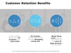 Customer Retention Benefits Ppt PowerPoint Presentation Professional Summary