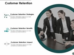 Customer Retention Ppt Powerpoint Presentation Diagrams