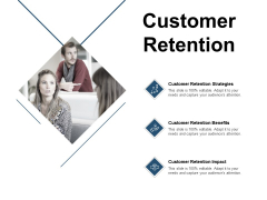 Customer Retention Ppt PowerPoint Presentation Layouts Format Ideas