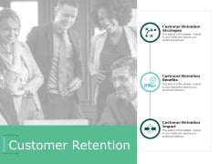 Customer Retention Ppt Powerpoint Presentation Outline Samples