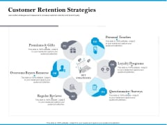 Customer Retention Strategies Ideas PDF