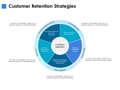 Customer Retention Strategies Ppt PowerPoint Presentation Infographic Template Aids