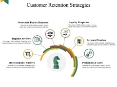 Customer Retention Strategies Ppt PowerPoint Presentation Outline Show