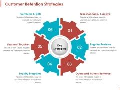Customer Retention Strategies Ppt PowerPoint Presentation Slides Graphics Example