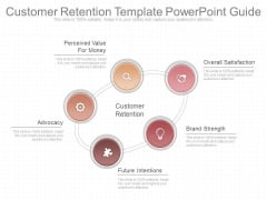 Customer Retention Template Powerpoint Guide