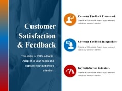 Customer Satisfaction And Feedback Ppt PowerPoint Presentation Inspiration Infographic Template