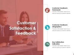 Customer Satisfaction And Feedback Ppt PowerPoint Presentation Model Demonstration