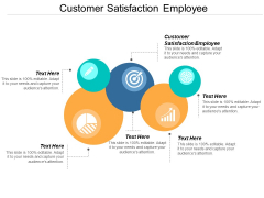 Customer Satisfaction Employee Ppt PowerPoint Presentation Model Mockup