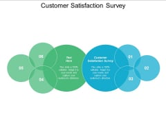 Customer Satisfaction Survey Ppt PowerPoint Presentation Styles Show Cpb