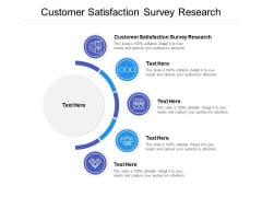 Customer Satisfaction Survey Research Ppt PowerPoint Presentation Styles Aids Cpb