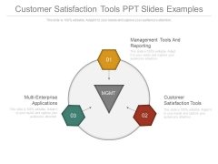 Customer Satisfaction Tools Ppt Slides Examples