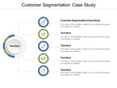 Customer Segmentation Case Study Ppt PowerPoint Presentation Ideas Summary Cpb