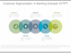 Customer Segmentation In Banking Example Of Ppt