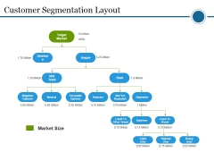 Customer Segmentation Layout Ppt PowerPoint Presentation Inspiration Background Images