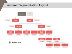 Customer Segmentation Layout Ppt PowerPoint Presentation Pictures Rules