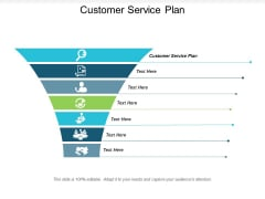 Customer Service Plan Ppt PowerPoint Presentation Outline Model Cpb