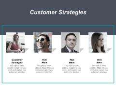 Customer Strategies Ppt PowerPoint Presentation Inspiration Templates Cpb