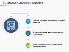 Customer Success Benefits Ppt PowerPoint Presentation Show Deck