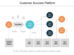 Customer Success Platform Ppt Powerpoint Presentation Pictures Background Cpb