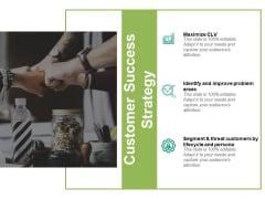 Customer Success Strategy Ppt PowerPoint Presentation File Sample