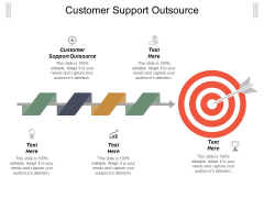 Customer Support Outsource Ppt Powerpoint Presentation Styles Graphic Images Cpb