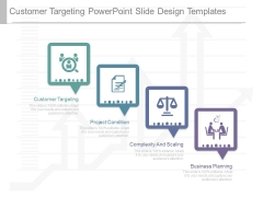 Customer Targeting Powerpoint Slide Design Templates