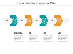 Cyber Incident Response Plan Ppt PowerPoint Presentation Icon Guide Cpb