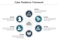 Cyber Resilience Framework Ppt PowerPoint Presentation Pictures Structure Cpb Pdf