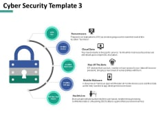 Cyber Security Cloud Data Ppt PowerPoint Presentation Summary Graphics Download