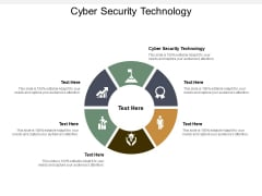 Cyber Security Technology Ppt PowerPoint Presentation File Template Cpb