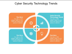 Cyber Security Technology Trends Ppt PowerPoint Presentation Model Graphics Download Cpb