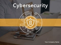 Cybersecurity Process Technology Ppt PowerPoint Presentation Complete Deck