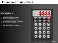 Calculate Debt PowerPoint Slides Debt Ppt Templates