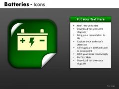 Car Battery PowerPoint Templates