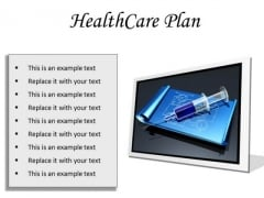 Care Plan Health PowerPoint Presentation Slides F