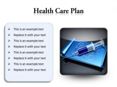 Care Plan Health PowerPoint Presentation Slides S