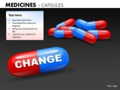 Change Prescription Insurance PowerPoint Templates Change Health Care Ppt
