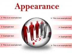 Changing Appearance Leadership PowerPoint Presetation Slides C