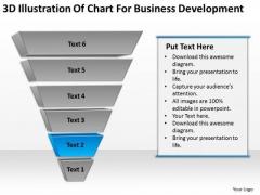 Chart For Business Development Ppt Plan PowerPoint Templates